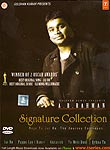 A.R.Rahman - Signature Collection