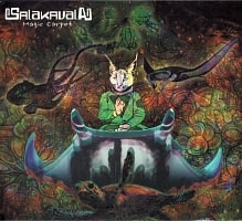 Salakavala - Magic Carpet[CD][ステッカー付き]