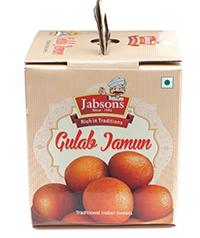 クラブジャム - Gulab Jamn(1kg)【Haldiram's/Jabsons】の個別写真
