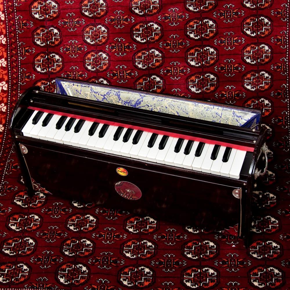【Kartar Music House社製】携帯ハルモニウムの個別写真