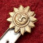 ネパールの真鍮製ベトナム式口琴 - [約9.5cm]の個別写真