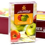 【AL FAKHER】シーシャフレーバー - Two Apples