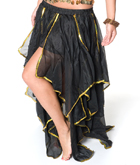 ベリーダンス フェアリーシフォンスカートの選択用写真