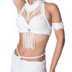 ベリーダンス衣装 ブラ&ベルトセットの選択用写真
