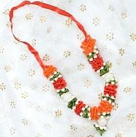 インドの花飾り【マーラー】小の個別写真