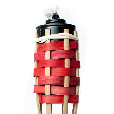 [88cm]バンブートーチ キャンプなどのアウトドアへ!竹製のたいまつの個別写真