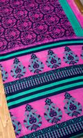 インドサリー【ペイズリー】 全4色の個別写真