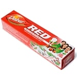 RED - アーユルヴェーダ歯磨き【Dabur】