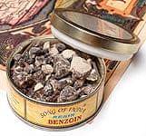 安息香(ベンゾイン) - レジン樹脂香