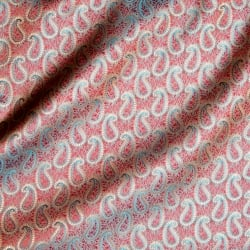 〔1m切り売り〕インドの伝統模様布〔幅約112cm〕の個別写真
