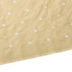 〔1m切り売り〕伝統模様刺繍コットンクロス〔幅約104cm〕の個別写真