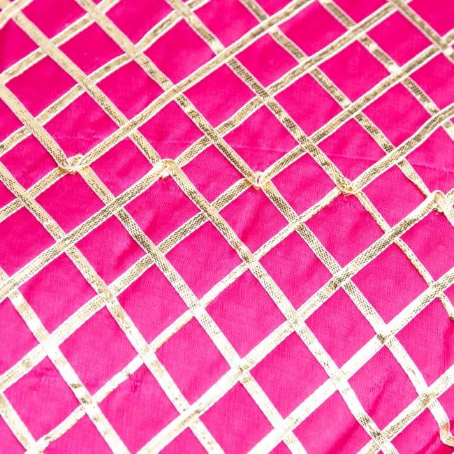 〔1m切り売り〕インドの伝統模様布〔幅約105cm〕の選択用写真