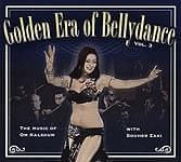 Golden Era of Bellydance VOL.3[CD]