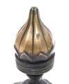 ロータスのお香&キャンドルスタンド - 亀さんの個別写真