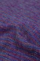 ふんわり起毛のライトスヌード - パープル系の個別写真