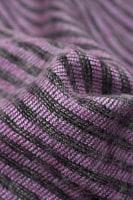 ふんわり起毛のライトスヌード - ストロベリー系の個別写真
