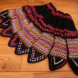 マナリの靴下 - カラフルアクリルの個別写真