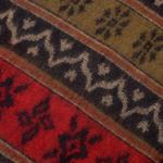 ダッカ織りのふわふわワンピースの個別写真