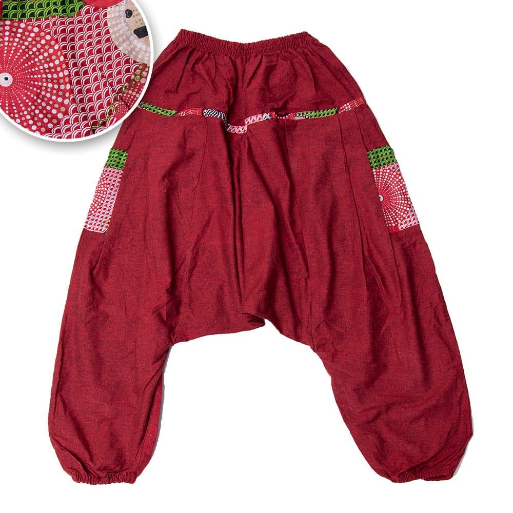 プリントポケットのモモンガパンツの個別写真
