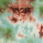 タイダイ染のコットンクルタの個別写真