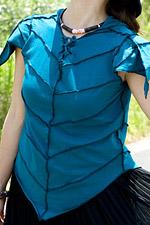 ピクシーフードのライクラトップスの個別写真