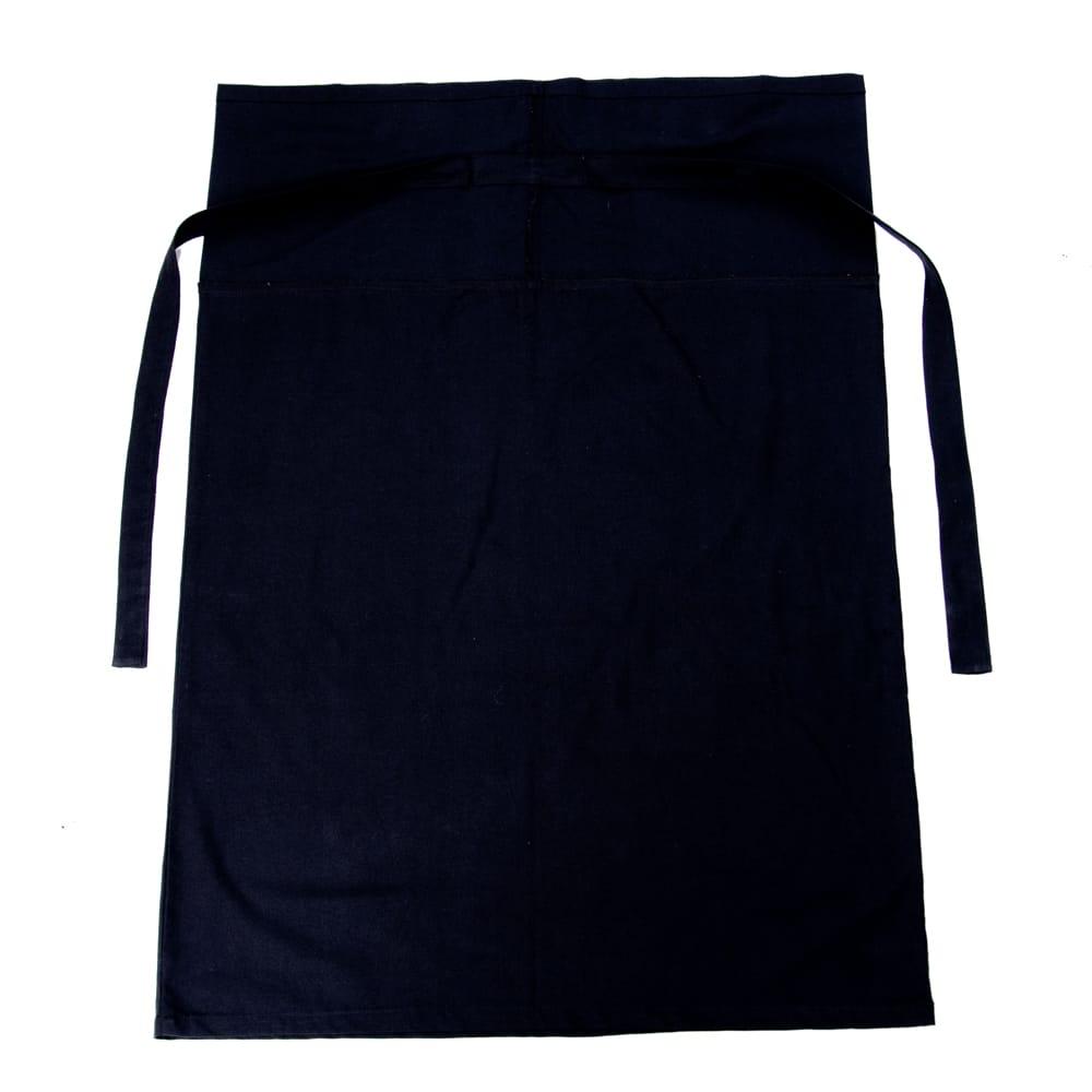 シンプルコットンタイスカート 【ロング】の個別写真
