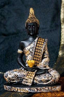 金装飾ブッダ[19cm]の個別写真