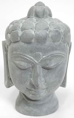 ソープストーン仏陀像の写真