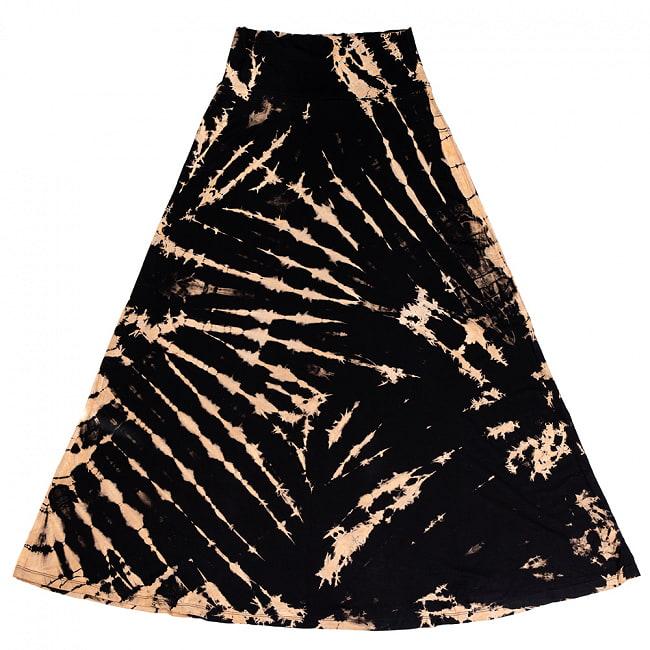 タイダイフレアロングスカートの選択用写真