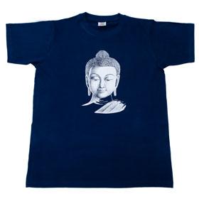 ブッダTシャツの個別写真
