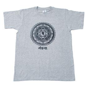 マンダラTシャツの個別写真