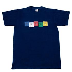 タルチョーTシャツの選択用写真