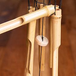 竹とココナッツの風鈴(小サイズ)の個別写真