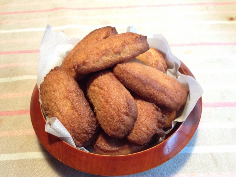 ココナッツクッキーの写真