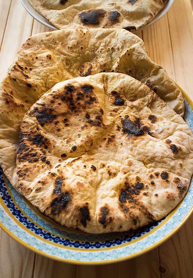 ホブズ(アラブのピタパン)の写真