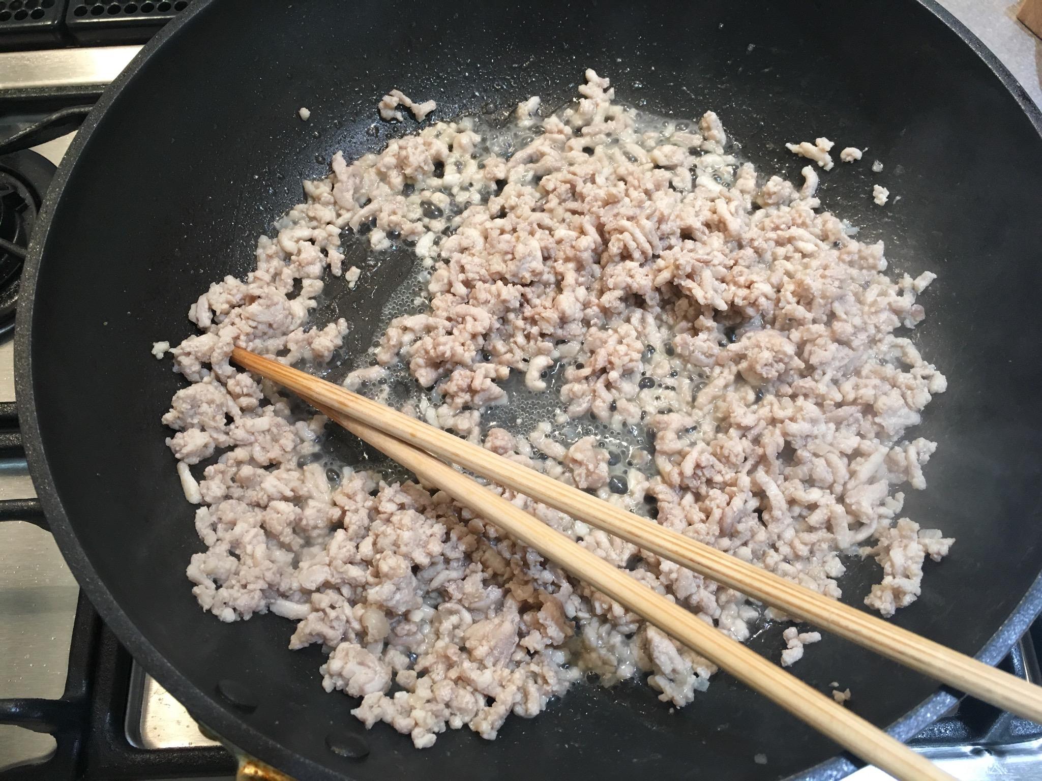 ラープガイのレシピ ,TIRAKITA レシピ