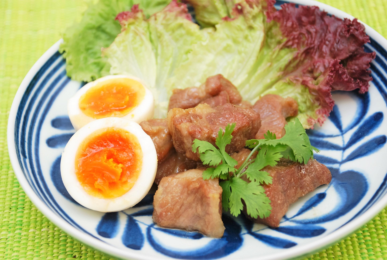 ベトナム風煮豚 の写真