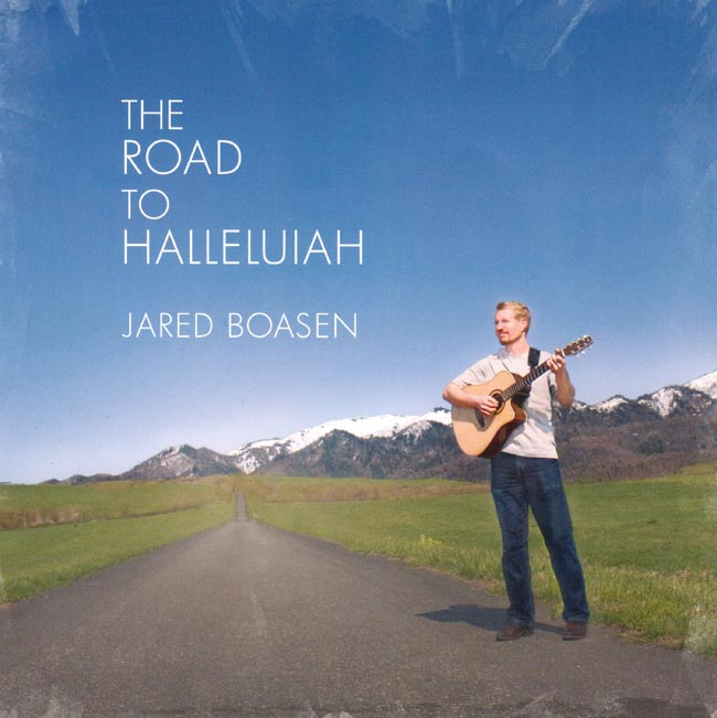 THE ROAD TO HALLELUIAHの写真