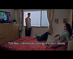 dhobi ghat - Mumbai diaries[BD] 4 - DVD版の画面写真です。こちらの商品はブルーレイですので、もっと綺麗ですよ