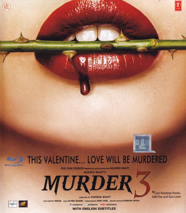 MURDER3[BD]の写真