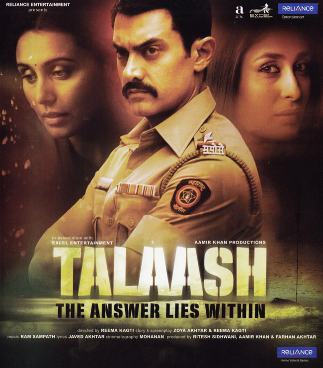 TALAASH - THE ANSWER LIES WITHIN[BD]の写真