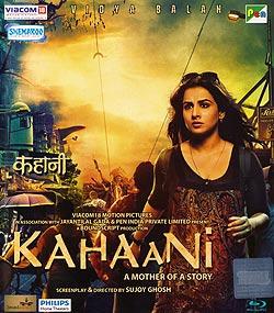 Kahaani 【ブルーレイ版】(BD-50)