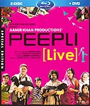 Peepli [Live] 【ブルーレイ版】