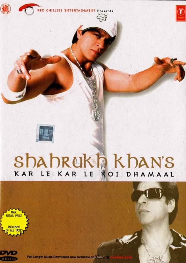 Shahrukh Khans Kar Le Kar Le Koi Dhamaalの写真