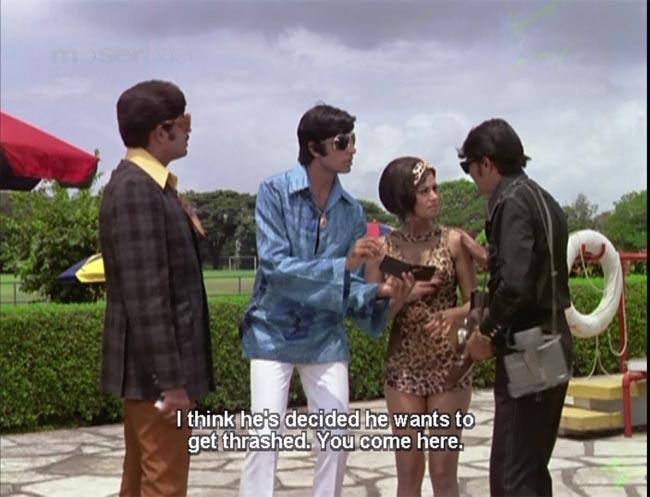 Bombay to Goa - 1972年度版[DVD]の写真4 -