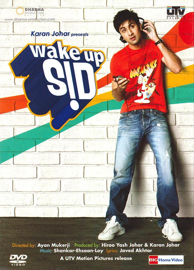 Wake up sid[DVD]の写真