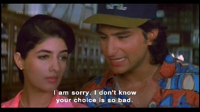 [DVD]Dil Tera Diwana 3 - 映画はこんな感じです