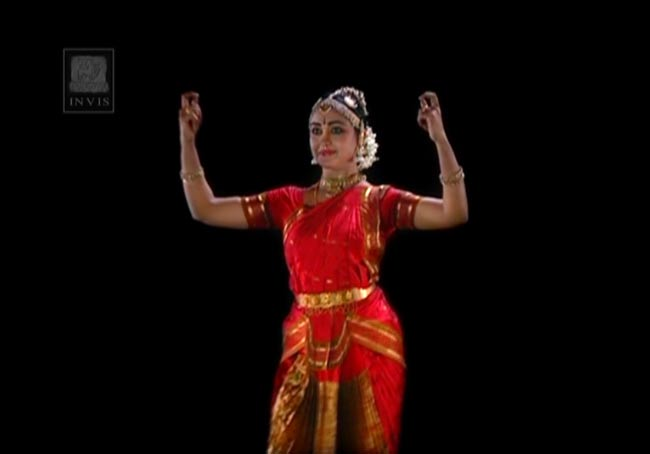 Neela Varnam - Krishna:the blue god - Bharatanatyam[DVD] 3 - 画面写真