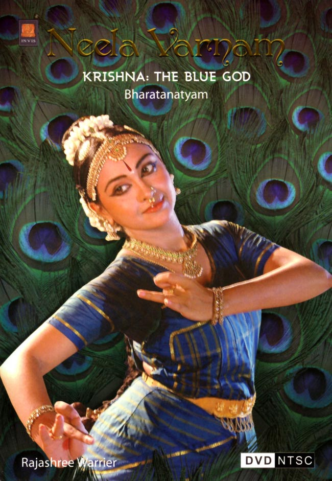 Neela Varnam - Krishna:the blue god - Bharatanatyam[DVD]の写真