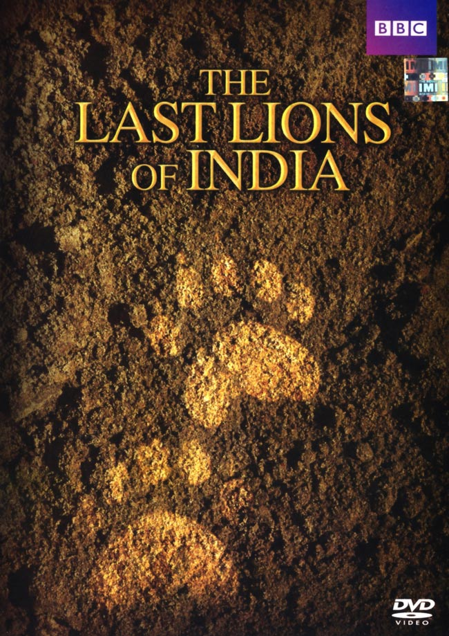 The LAST LIONS OF INDIA[DVD]の写真